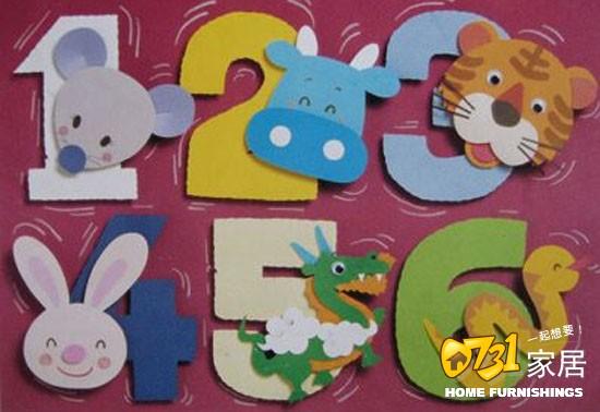 幼儿园主题墙饰设计图片十二生肖展示