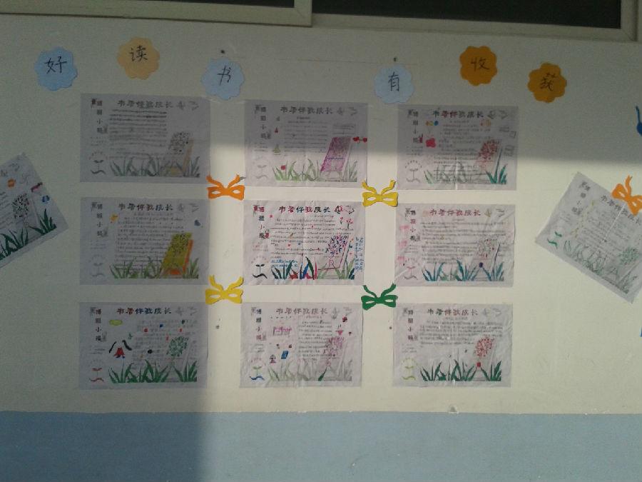 大学班级墙体设计图片展示